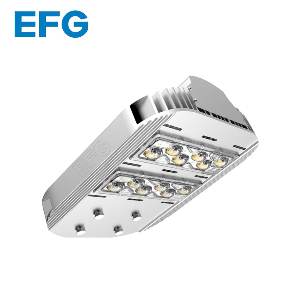 High brightness IP65 Aluminum 60w LED Street Light With Philips Driver And Lumileds LED