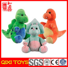 baby custom dinosaur promotional plush toy