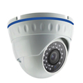 HD-AHD 1080P Outdoor SONY Sensor Dome Cameras Wide Angle 2.8mm Lens 24IR