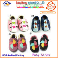 Baby leather new model japanese style children shoes