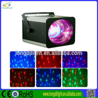 DMX disco effect light 469*5 led moving gobo effect light/animate picture dj lights