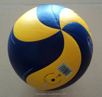 Ball Type high quality pu laminated vollyball