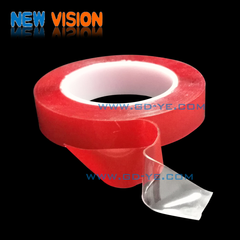 High Bond Clear Self Adhesive Double Sided VHB Acrylic Gel Tape