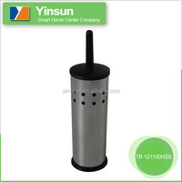 Toilet Brush Holder With Plastic Handle and plastic cup TB 121100HSS