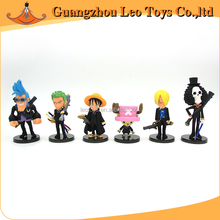 Custom Made PVC Collection Toys Pirates One Piece Figurine