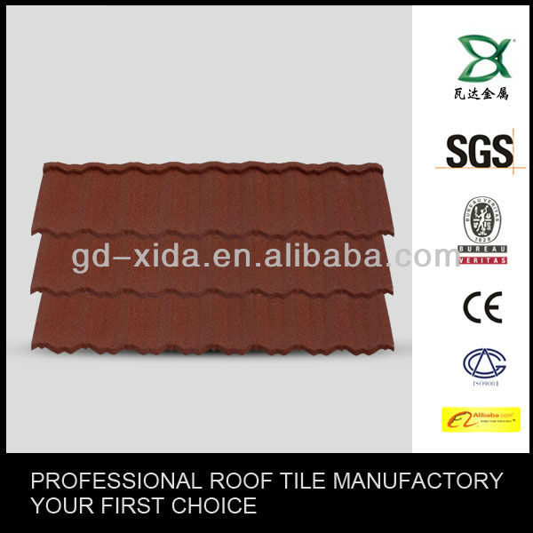 Spanish Waterproof/Roman Ceramic Roof Tile/Made Of Clay