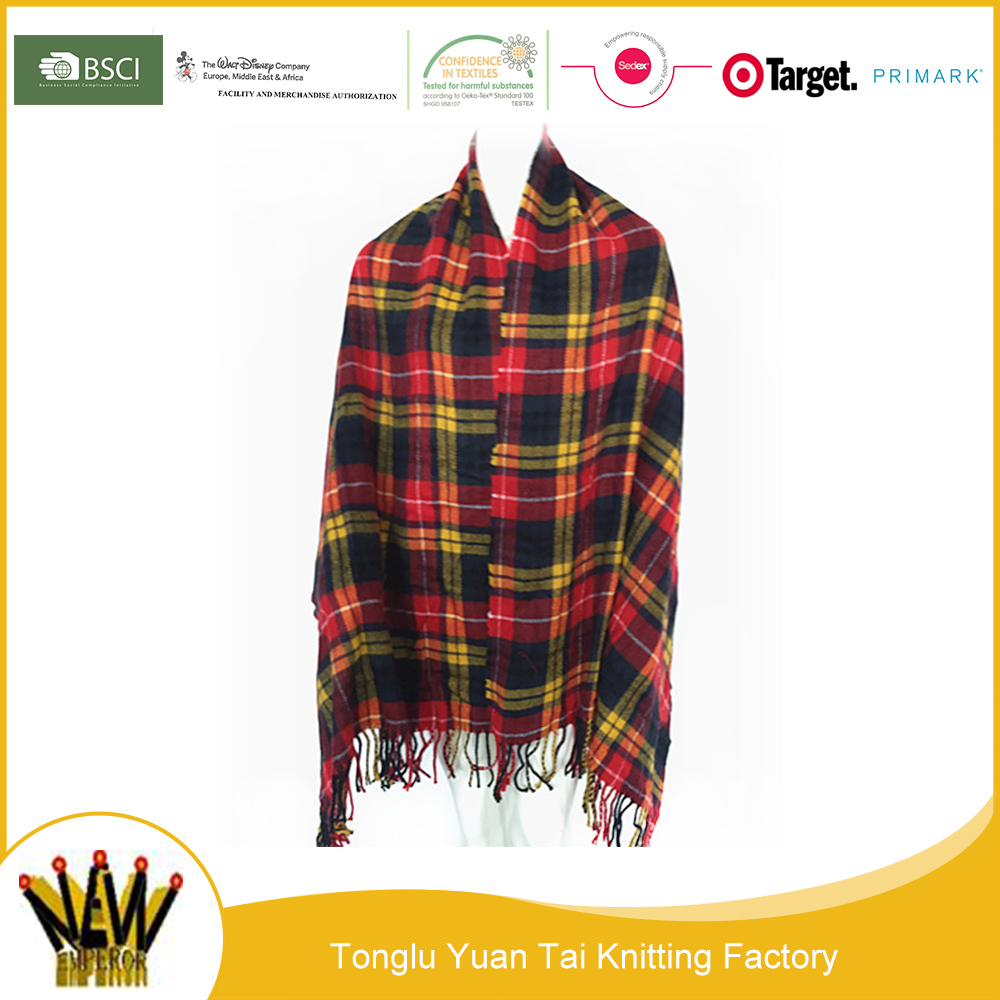 Wholesale new design mexican poncho shawl wholesale from malaysia