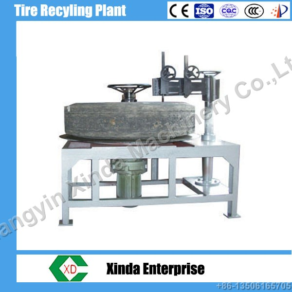 Xinda Tyre bead ring cutter waste tyre recycling plant