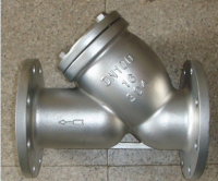 INOCO Y Strainer Pipe Filter with CE certificate