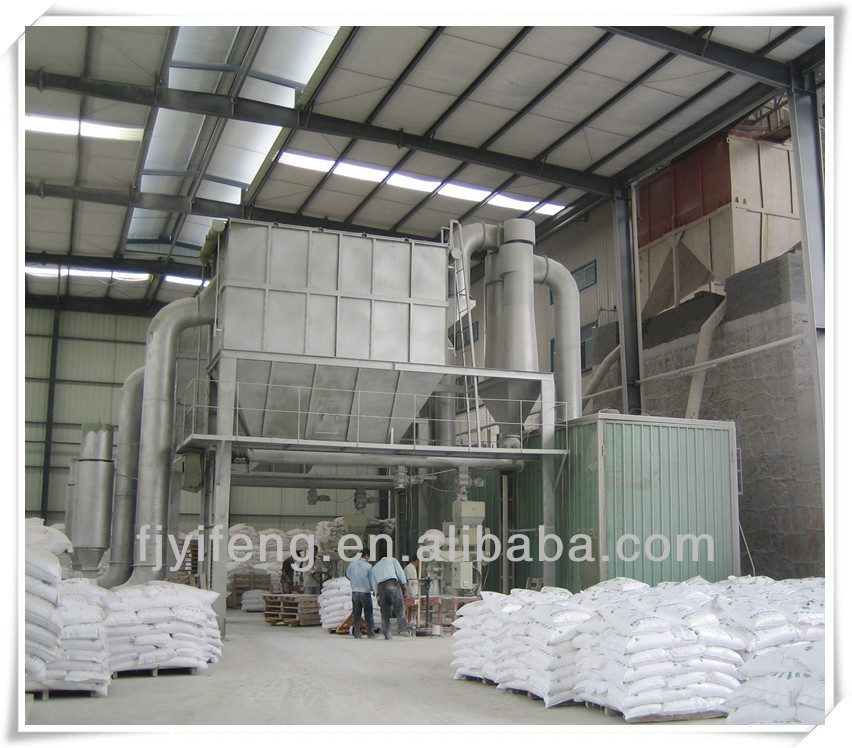 low price micro powder industrial vibrator machine powder production for sale
