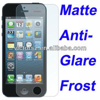 5 X Matte Anti Glare Front LCD Screen Protector Guard Film For iPhone 4/4G & 4S
