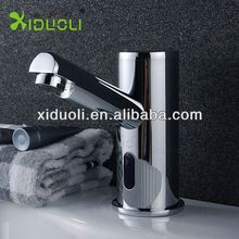 solenoid valve faucet chromeplated,sensor stainless steel faucet,beautiful automatic tap/mixer