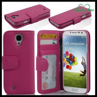 Flip Cover Mobile Phone Case For Samsung Galaxy S4