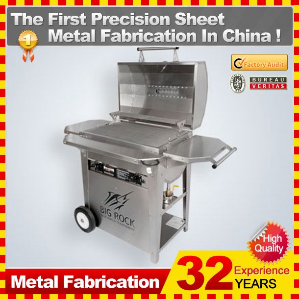 2014 Professional Custom commercial electric bbq grill for sale