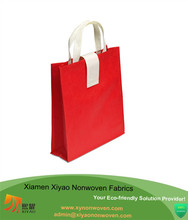 Promotional Imprinted Reusable Non Woven Tote Bags