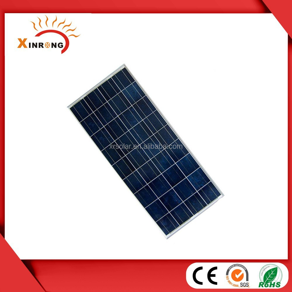 135W High Efficiency PV Solar Panel with Lowest Price