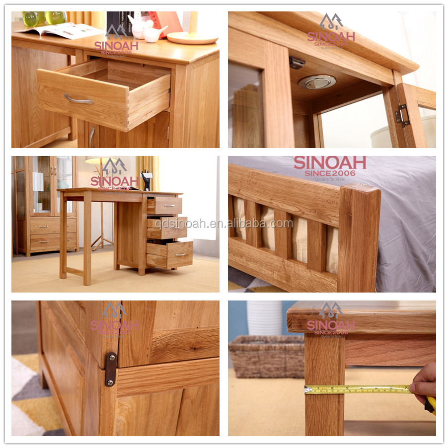 latest designs oak bed solid wood bed oak funiture