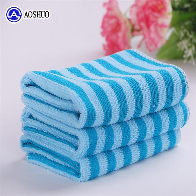Bamboo Knitting Fabric Towelyuanwenjun