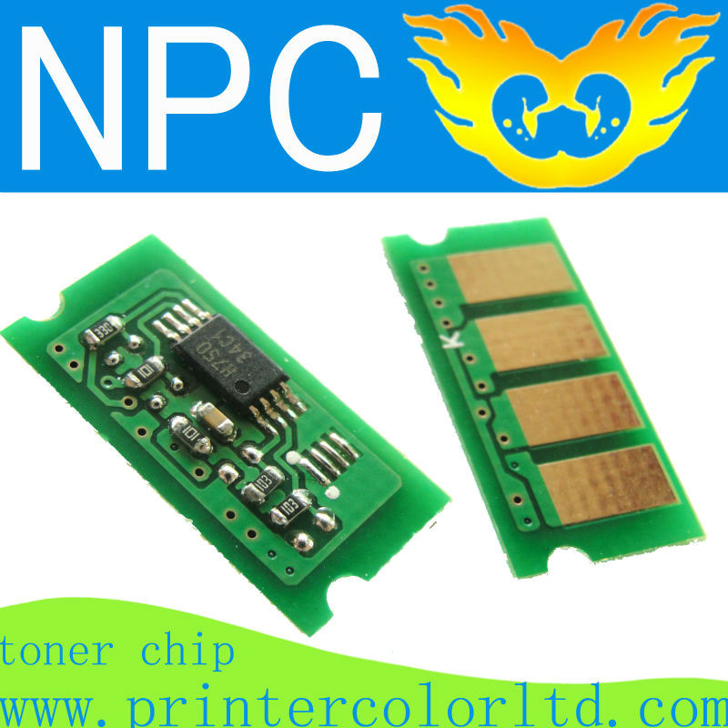 chips laser cartridge for Ricoh Aficio SP-3510SF chips reset original toner chip/for Ricoh copier parts