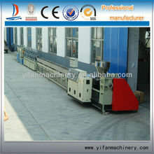 PS photo frames/profile extrusion machine