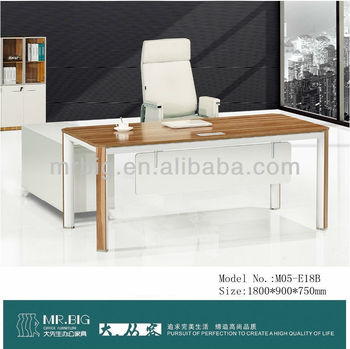 Rectangle office desk M05-E18B