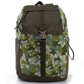 Camo pattern Laptop backpack Ruck Sack