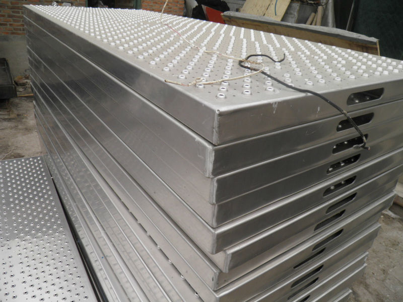 Perforated Metal Stair Treads/Walkway Board/Ladder Step