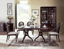 Standard furniture french cheap provincial dining room sets