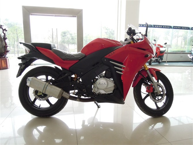 Top quality suitable price super 200cc motorcycle racing bike
