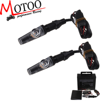 Motoo - RIZOMA Motorcycle aluminum LED Turn Signal light Indicator Fit for most motorcycle