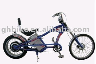 20''-24'' electric chopper bike passed CE