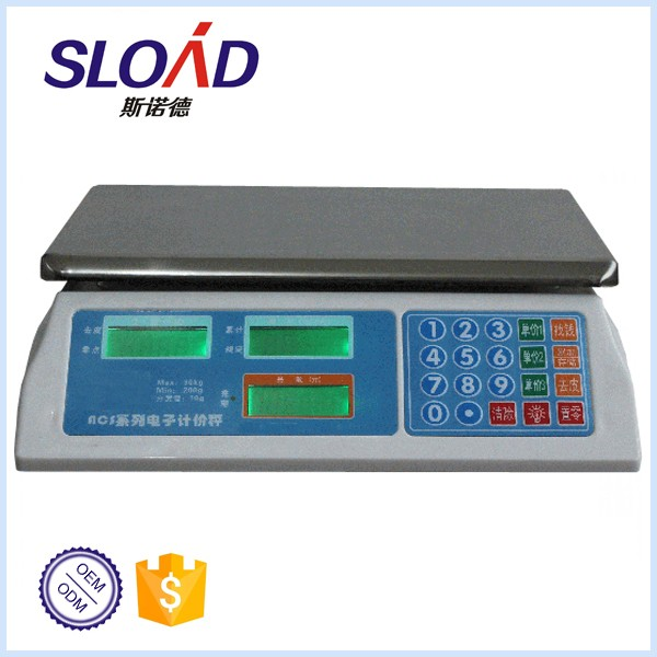A28 Acs Electronic Price Weighing Scale