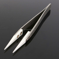 durable heat resistant zirconia ceramic smart tweezers