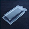 Clear Disposable Plastic Thermoform Card Blister