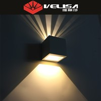 VL3001BCDE Novelty Outdoor Indoor led wall lamp/led wall pack led tunnel light