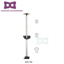 total aluminum tube internal telescopic handle for trolley cases
