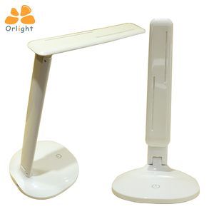 Modern Office Adjustable Led table reading light Dimmable led desk lamps