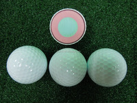 Largest decorate four-piece golf ball for christmas