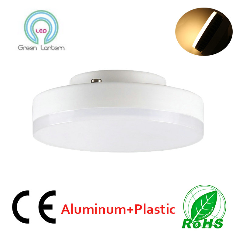 Small amount Wholesale GX53 LED Bulb 5W Lamp High quality