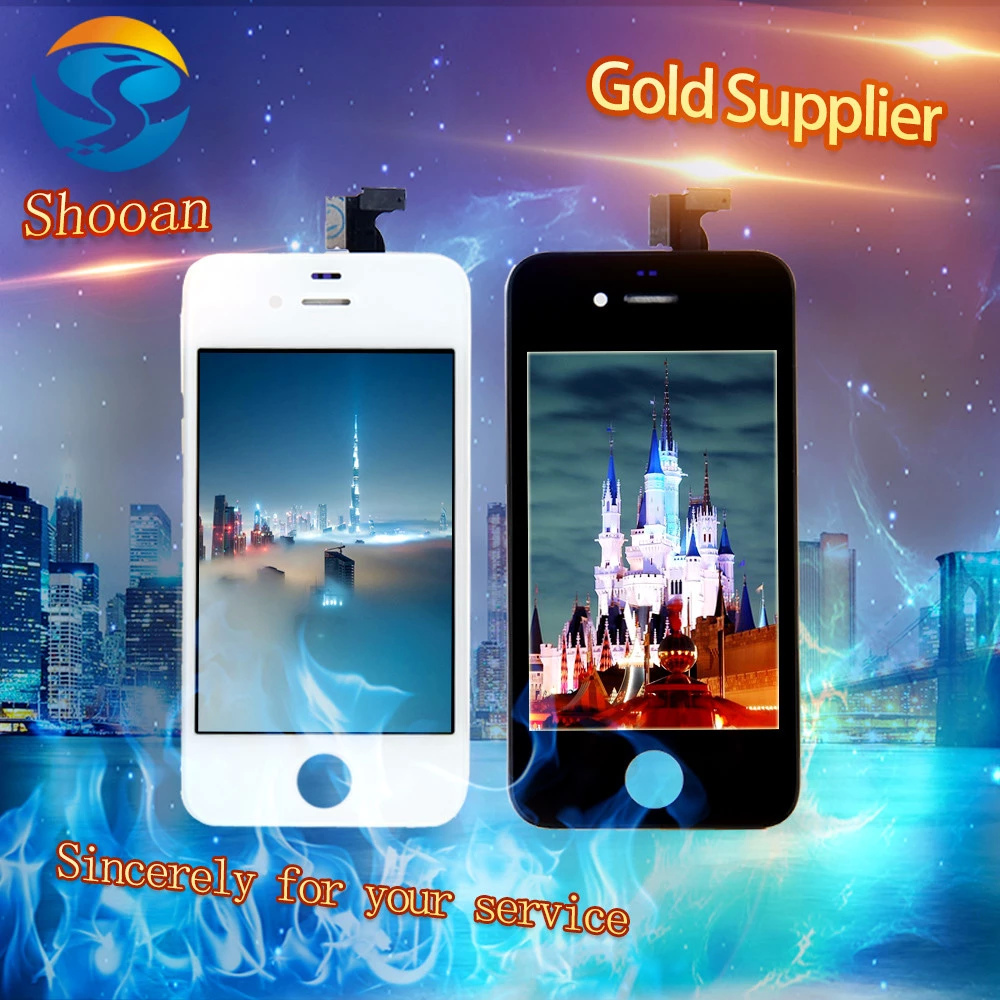 factory directly marketing LCD for iPhone 4,used lcd monitors wholesale for iPhone 4