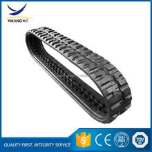 Newly best choice rubber track 320*86 links under carriage