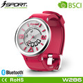 E-ink Touch Screen Bluetooth Sport Watch with Vibration