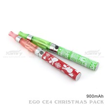 merry christmas products ego t electronic cigarette e-cig ce4 ce5 ce6