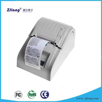 Zjiang Manufacturer Hot Sale Small Thermal Printer 58mm Cheap USB Receipt Thermal Printer for Business 5890T