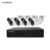 LSVISION Security Camera Poe with 4 Channel NVR H.265 Compression CCTV System Best price