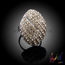 2015 new style rings Fancy alloy ring Ladies finger ring
