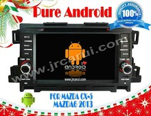 Android 4.4 car navigation for MAZDA 6 (2013) RDS,all-in-one system, Mirror Link Function, 3g wifi, Steering Wheel Control