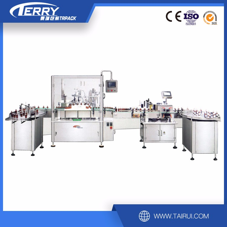 HGX-1-1 Multifunction filling capping machine
