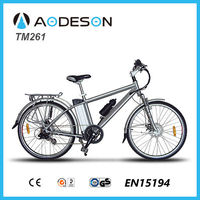 design 36V mountain electric bike ,Electric Bycicle TM261