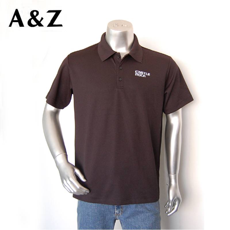 High quality blank shirt mens sleeve shirts polo
